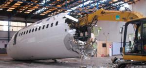 747 Demolition
